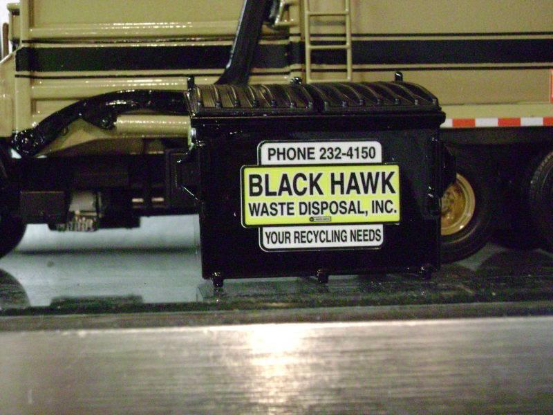 black hawk waste