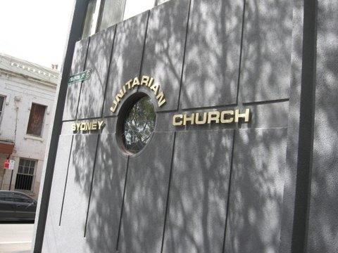 Unitarian Church Sydney