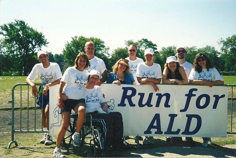 1st Annual Run for ALD