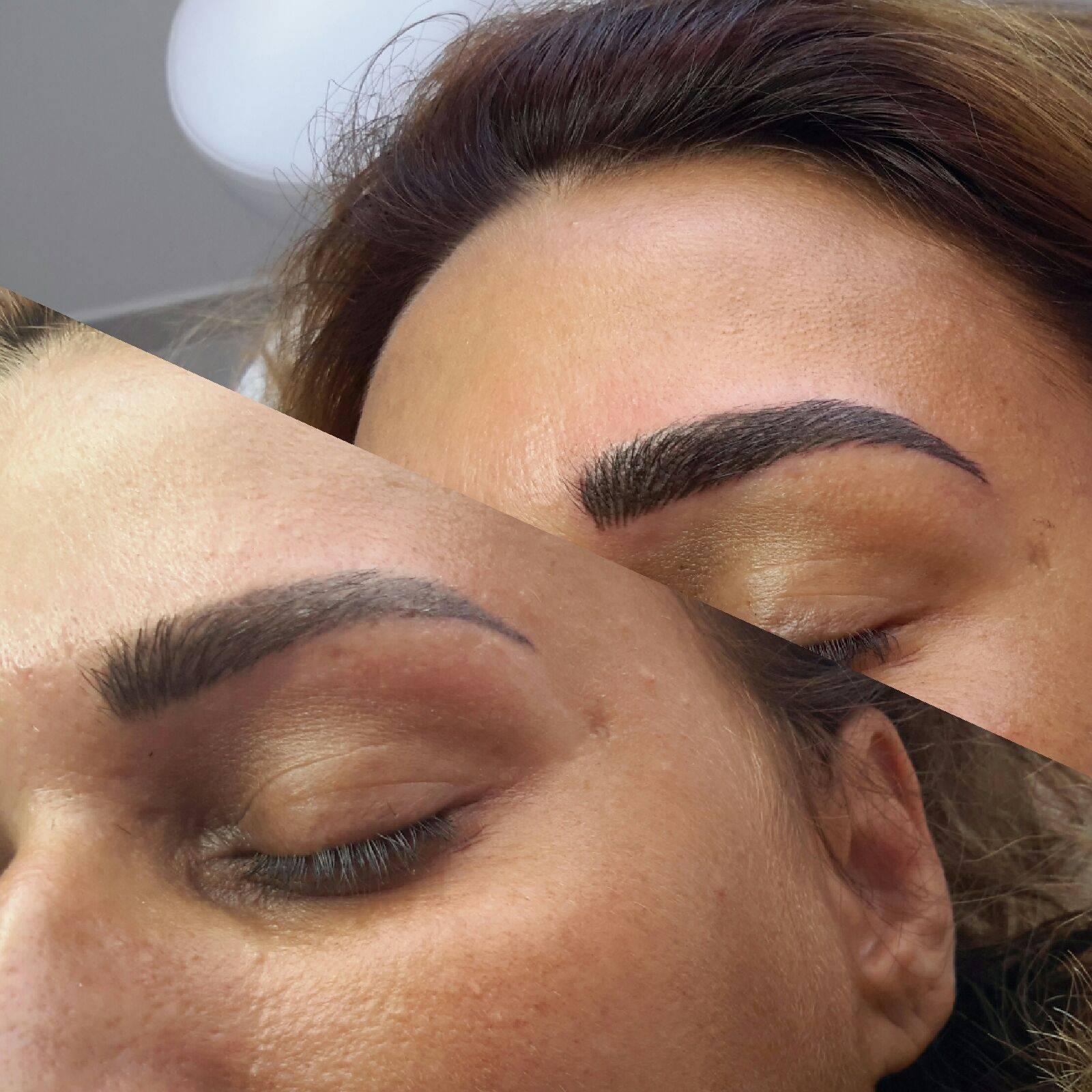 Technique du poil à poil