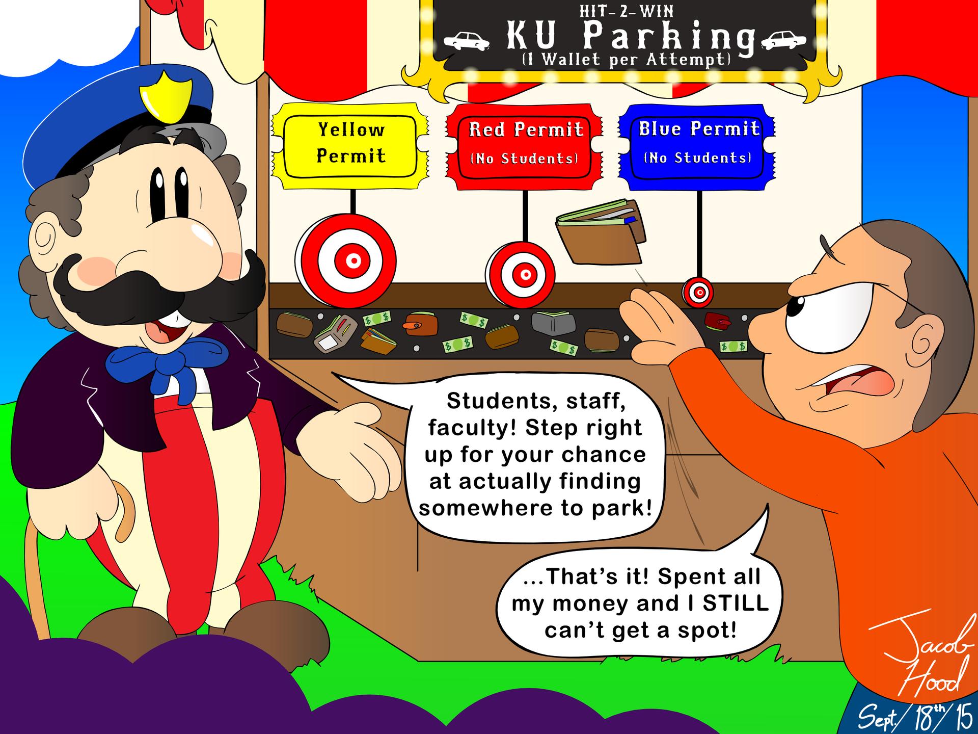 KU Parking