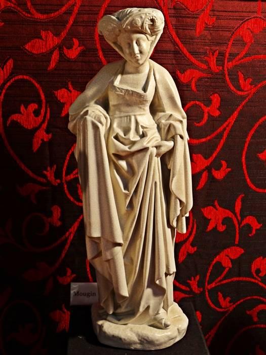 « Dame de Brou » | Grès de MOUGIN