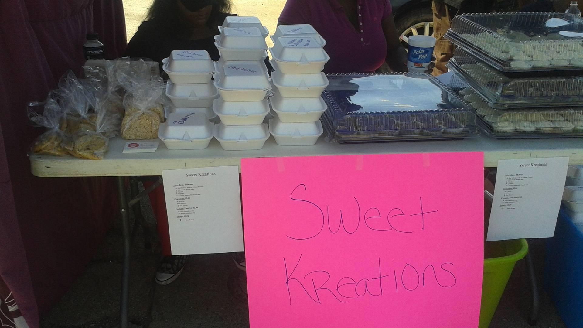 Sweet Kreations, B'ham.