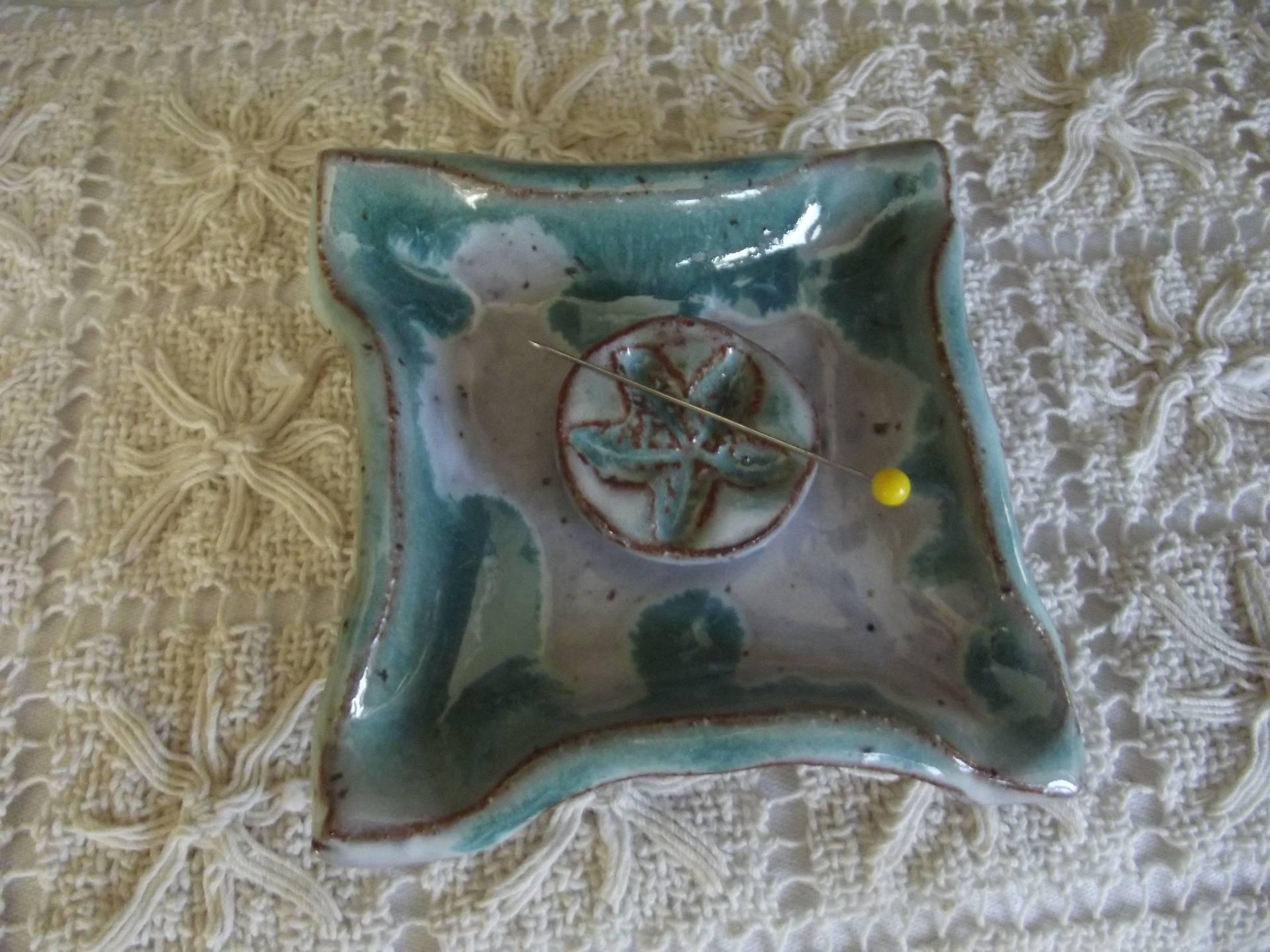 Seafoam Pin Dish