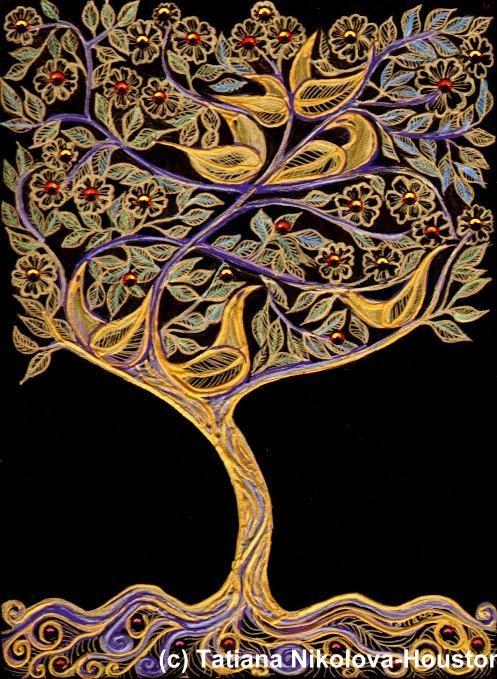 Tree of Life - Seven Birds - Seven Spirits