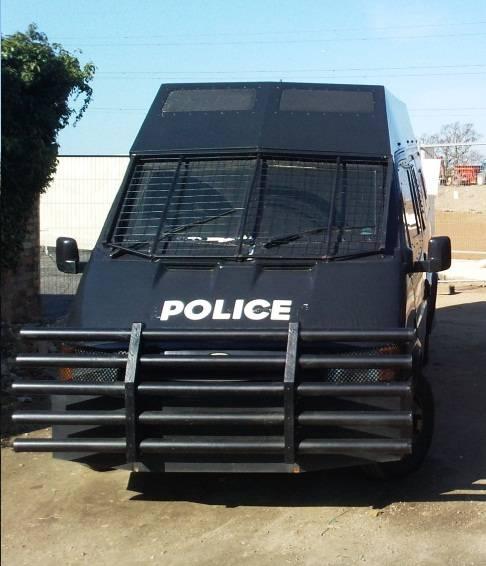 1990s Armoured Van