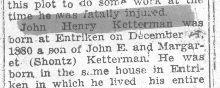 Ketterman, John H. - Part 1 -  1953