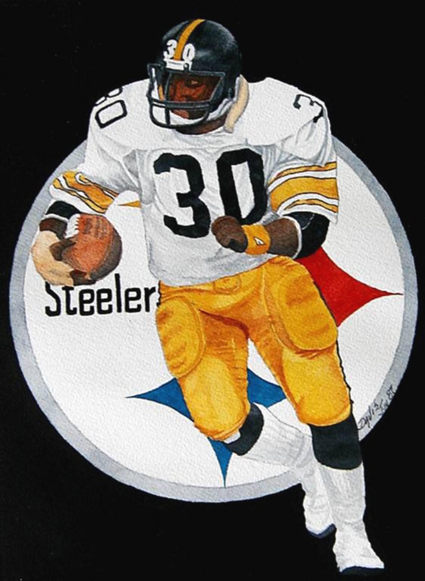 Steelers running back