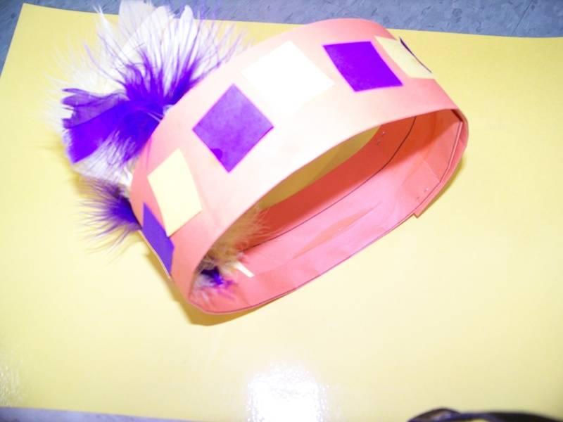 pattern headband