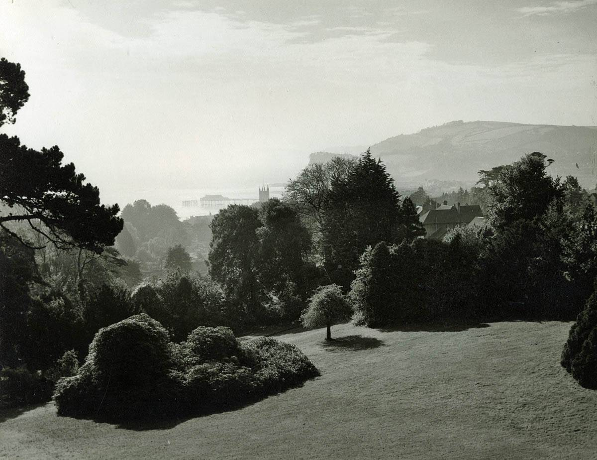 View from the Rowdens 1940