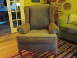 Wingback Chair-After