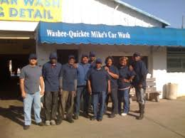 Mike's Washee Quickee Car Wash