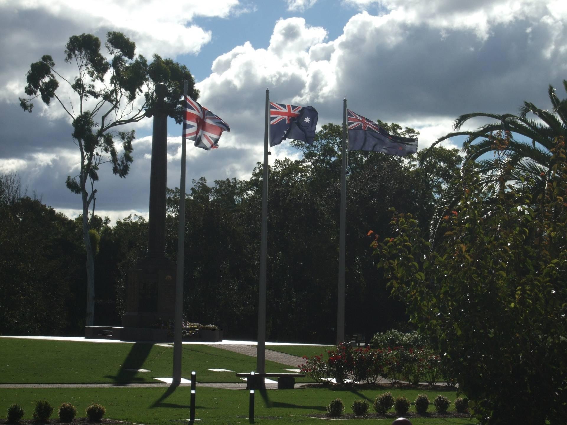 Mother's Memorial gardens