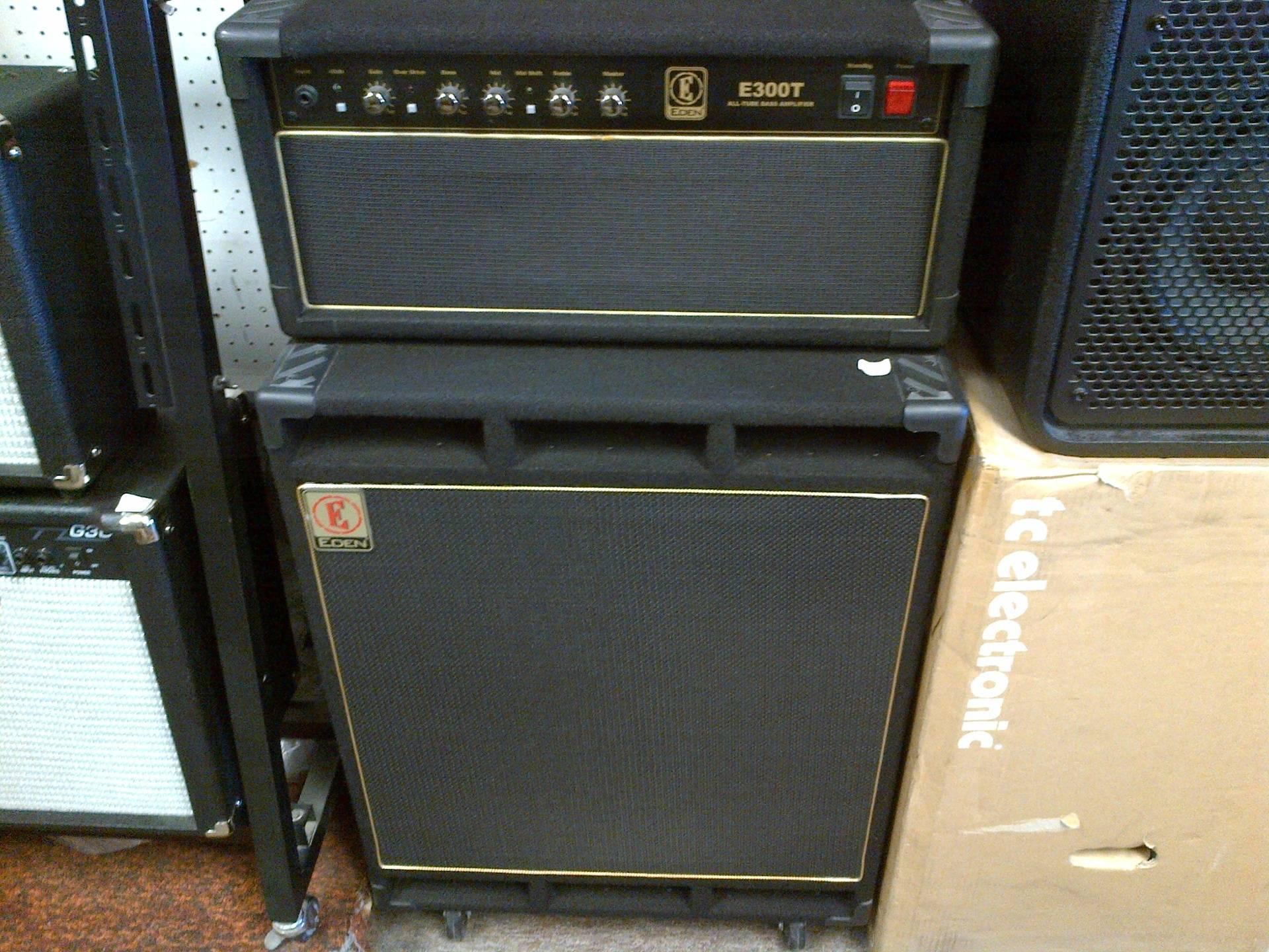 Eden Bass Amp Custom