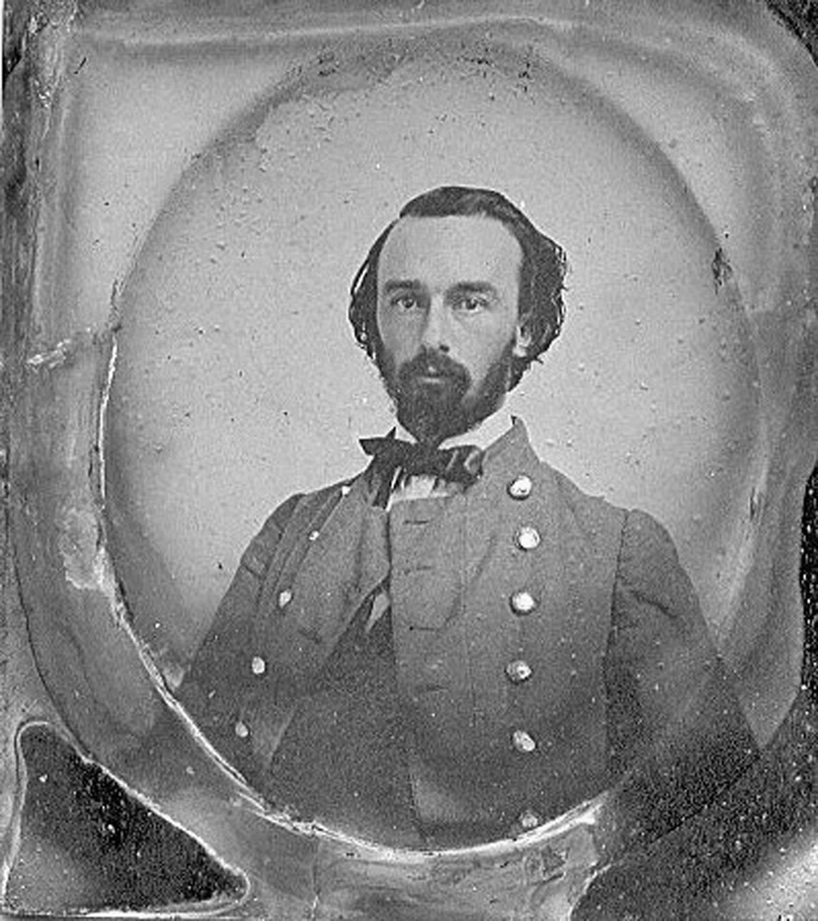 Captain George Reavis