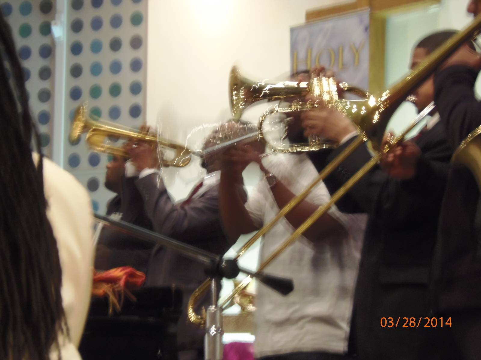 International Worship Event