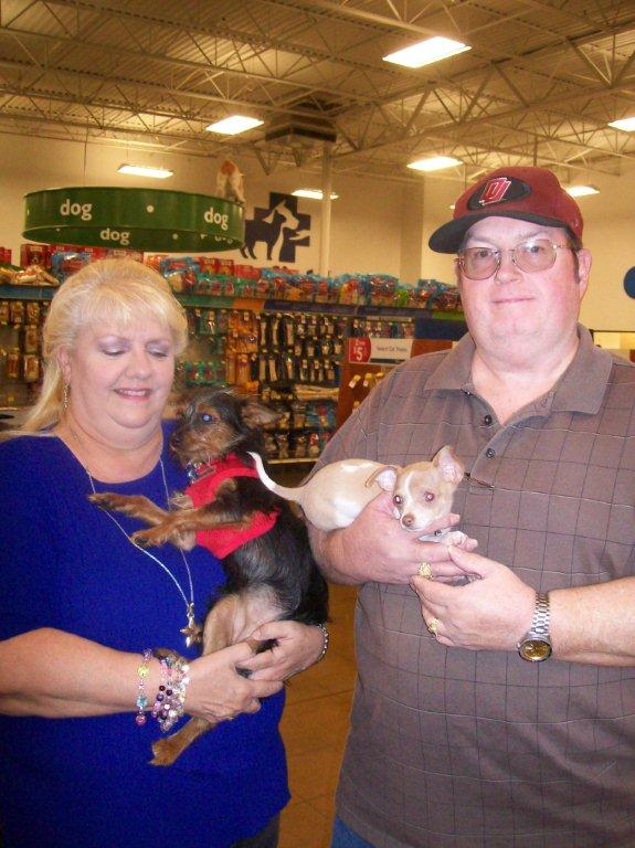 Turbo and his new family