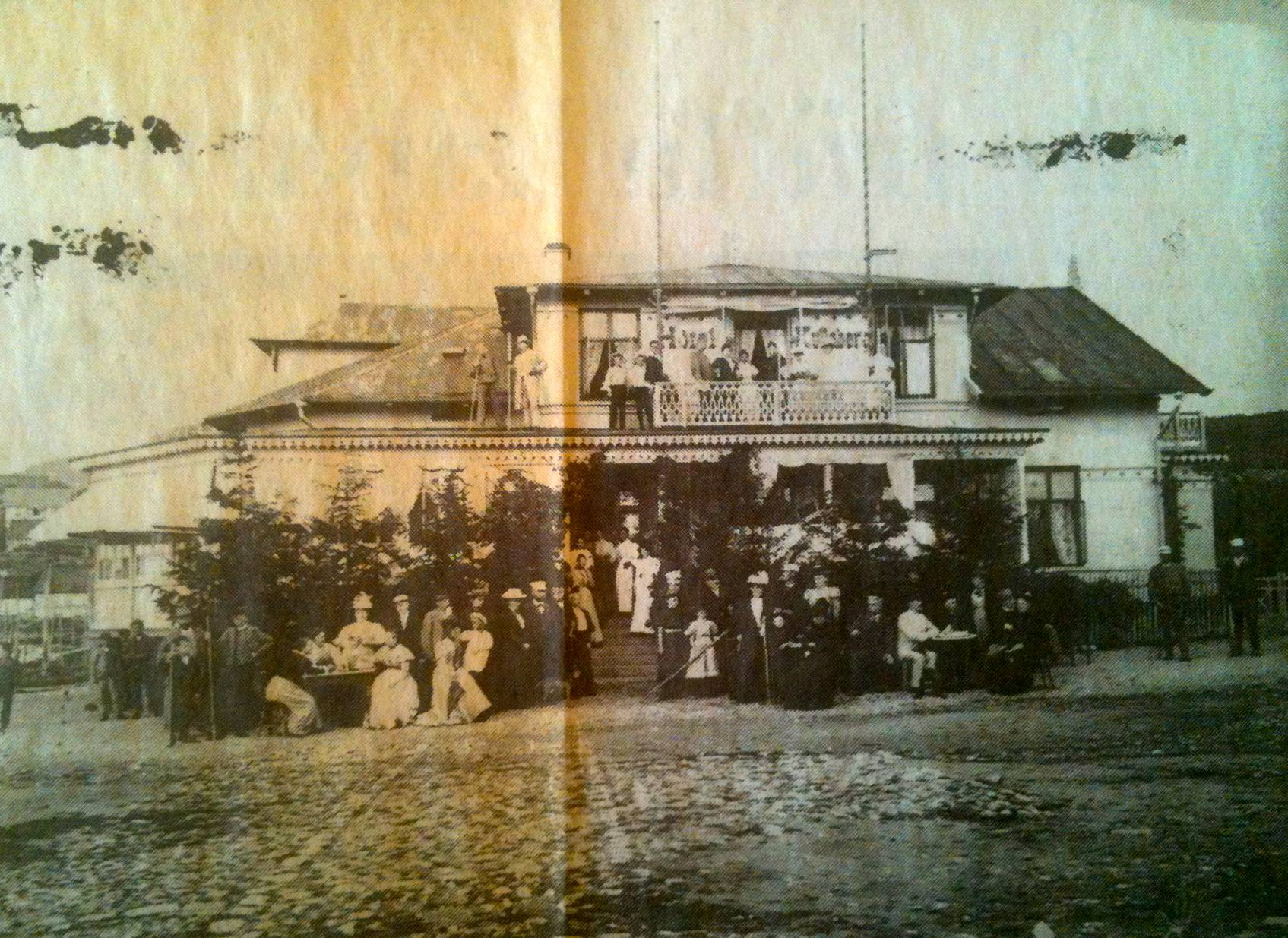 Hotell Kullaberg 1895