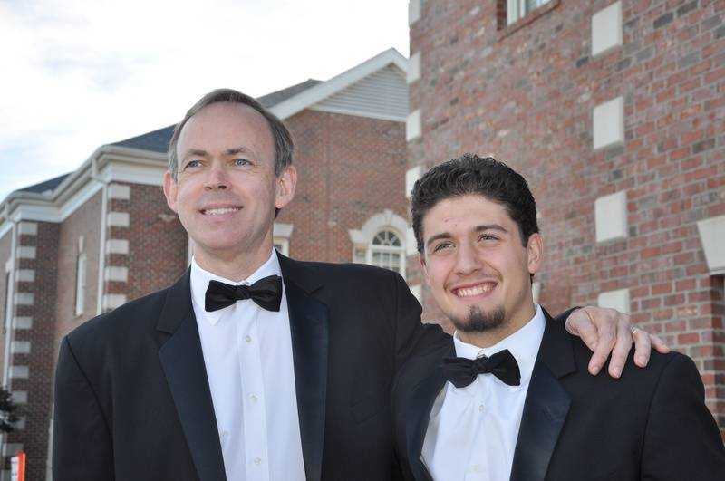 Bryan Davis and Alex Randazzo