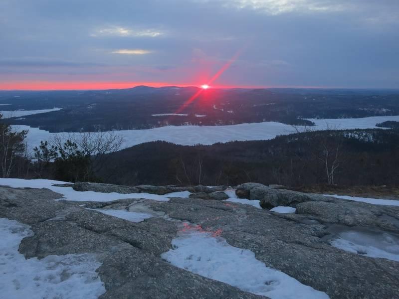 Mt. Major Sunrise