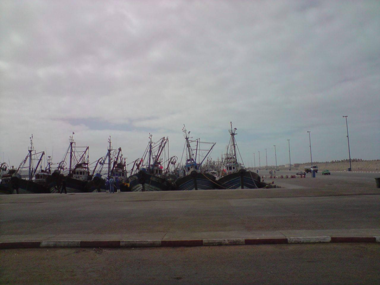 Tantan port