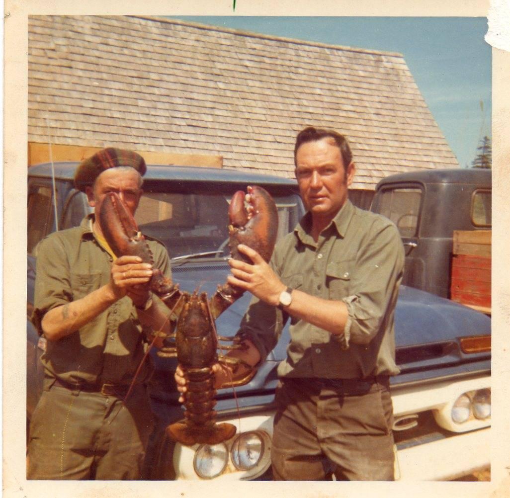 Lobster Caught