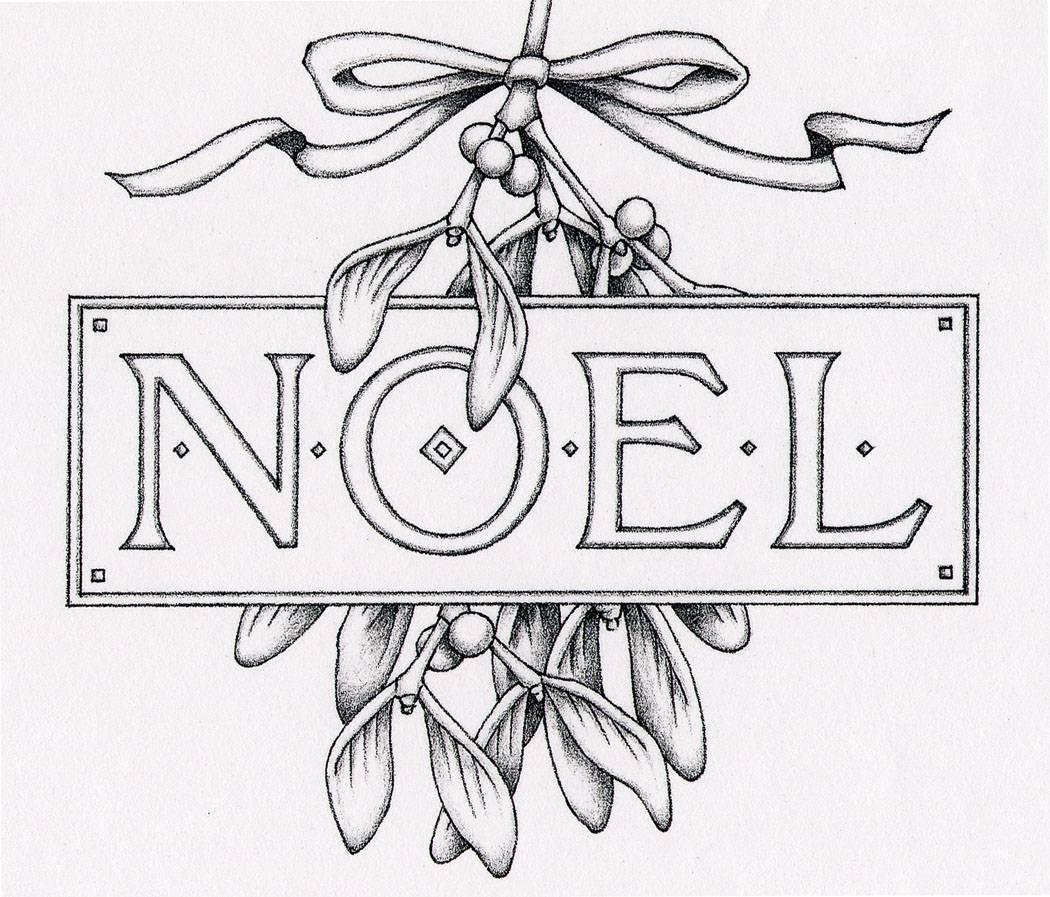Illustration for embossed design