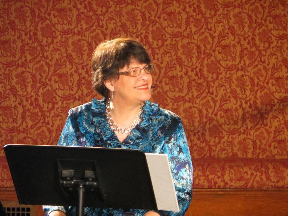 Rachel Hockett as Narrator