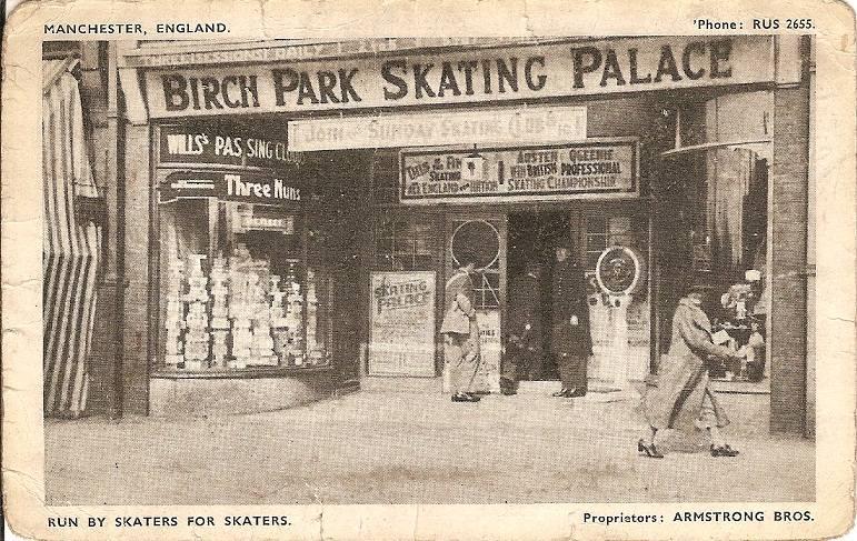 Birch Park, Manchester - c.1940