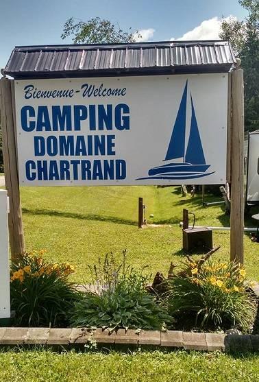 Camping Domaine Chartrand, 2775 Chartrand Rd, Champlain, Ontario, K0B1J0, Canada