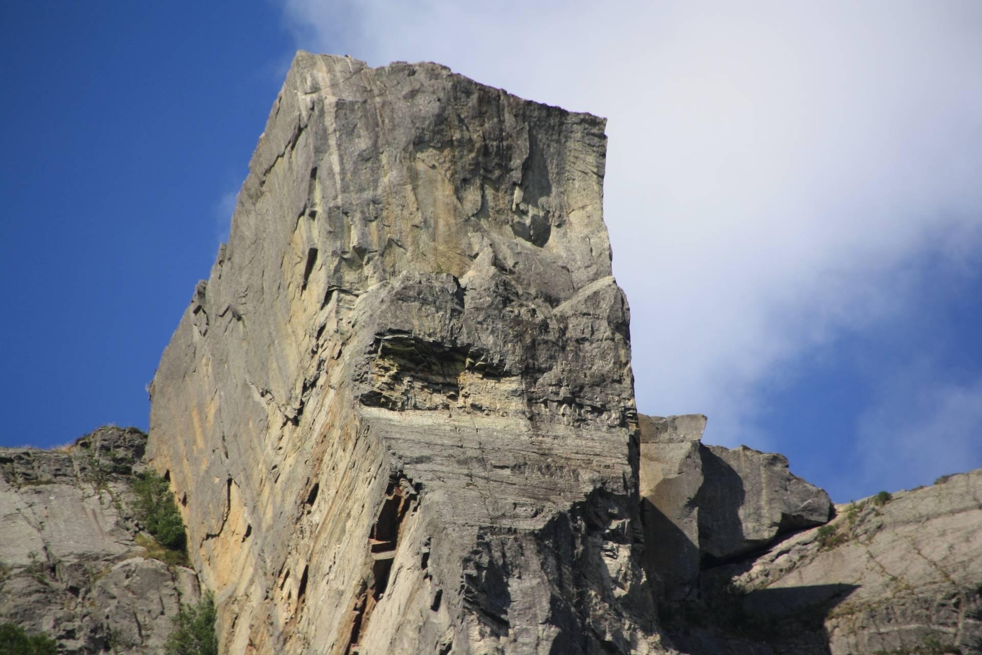 Pulpit Rock, Stavenger,Norway