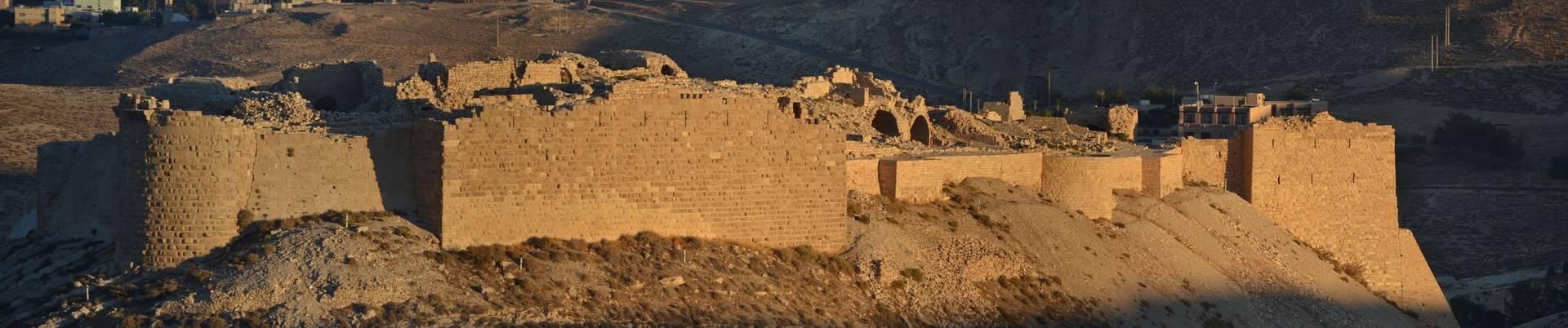 Jordanian, Castle