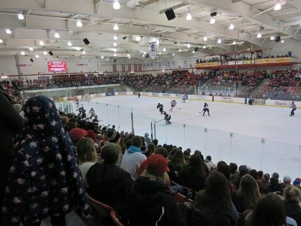 Robert B. Stafford Ice Arena