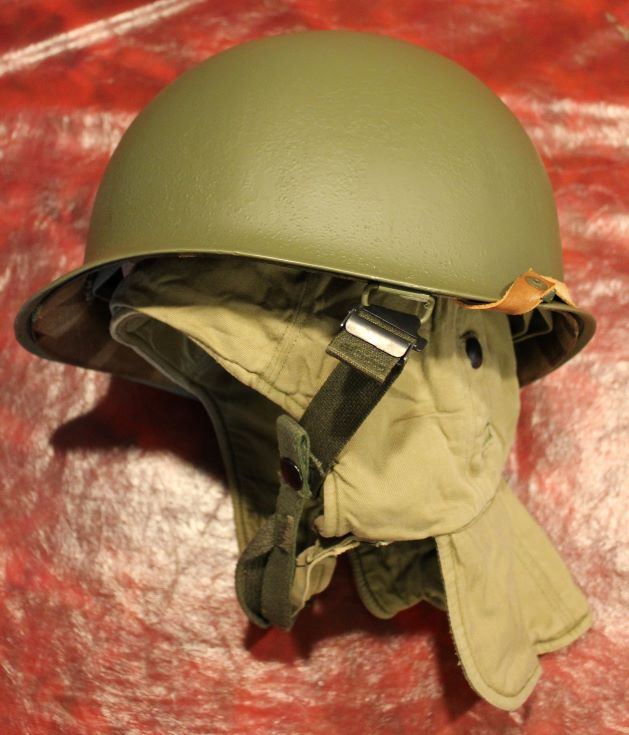 5th Armored Division, Tank Crewman.