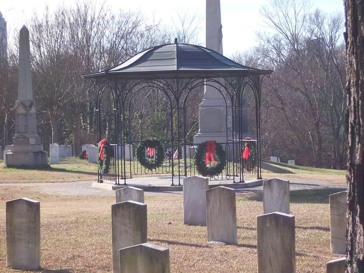 Confederate Gazebo