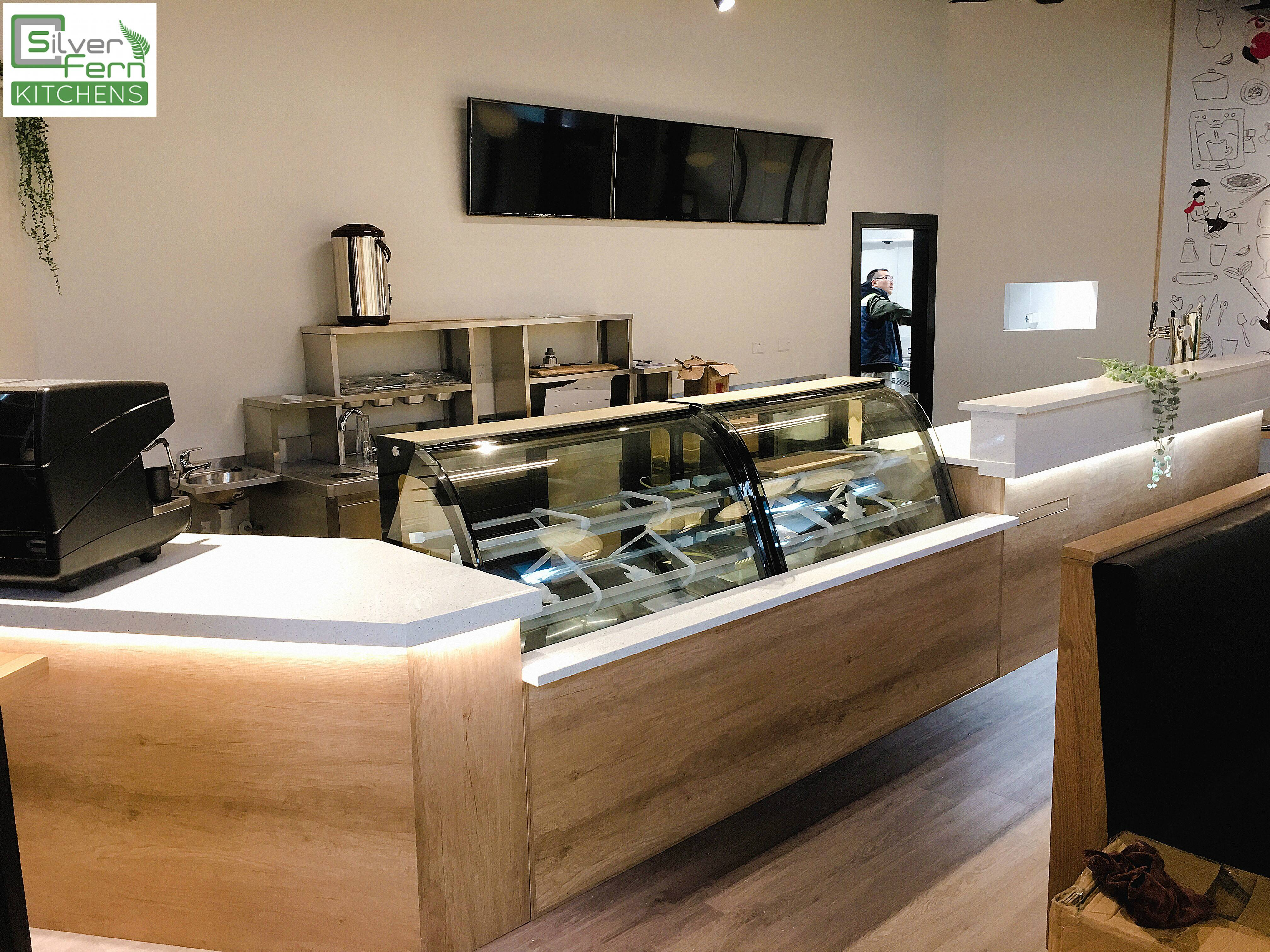 New Counter in City