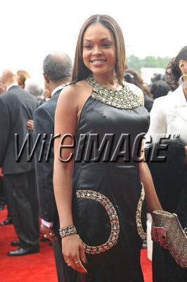 Demetria At The 17th Trumpet Awards