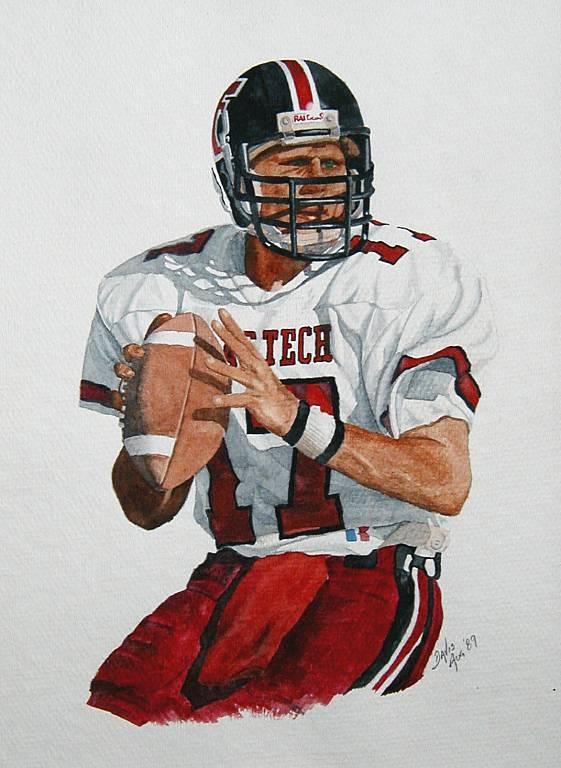 Billy Joe Tolliver, Texas Tech