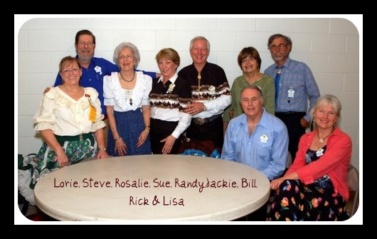 March 26, 2011 visitation to The Rustlers