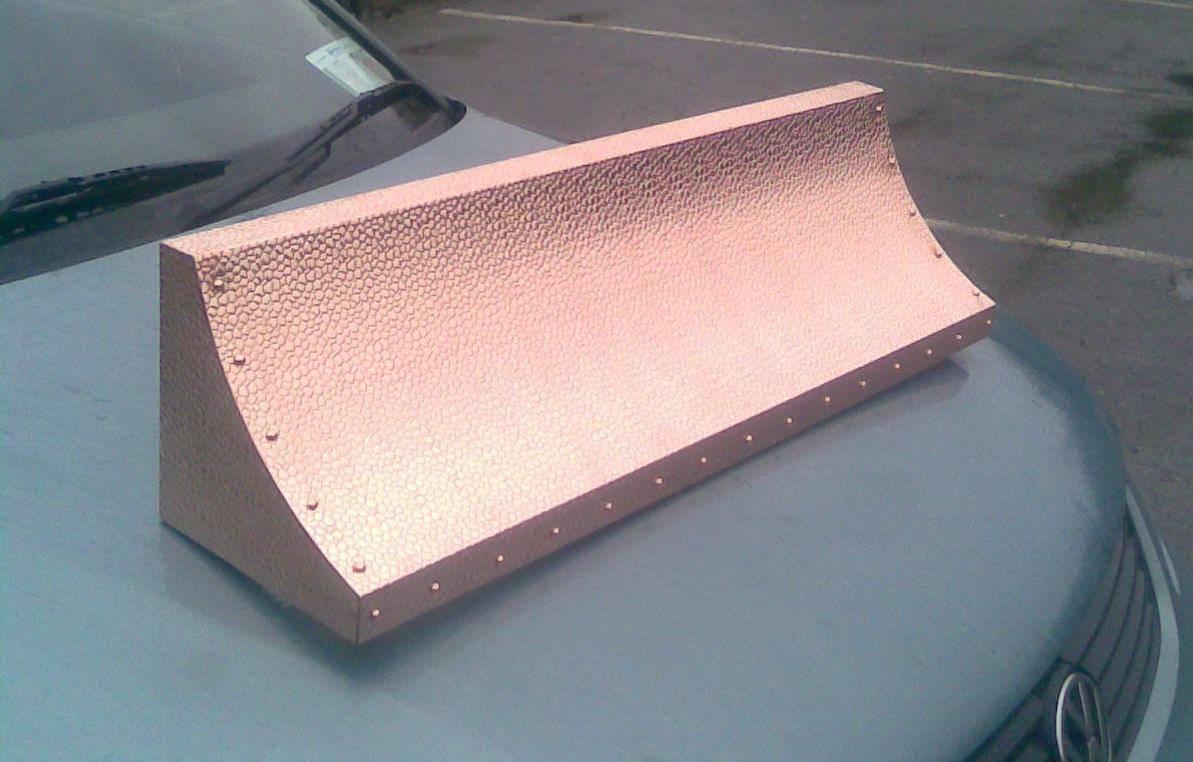 Copper Canopy