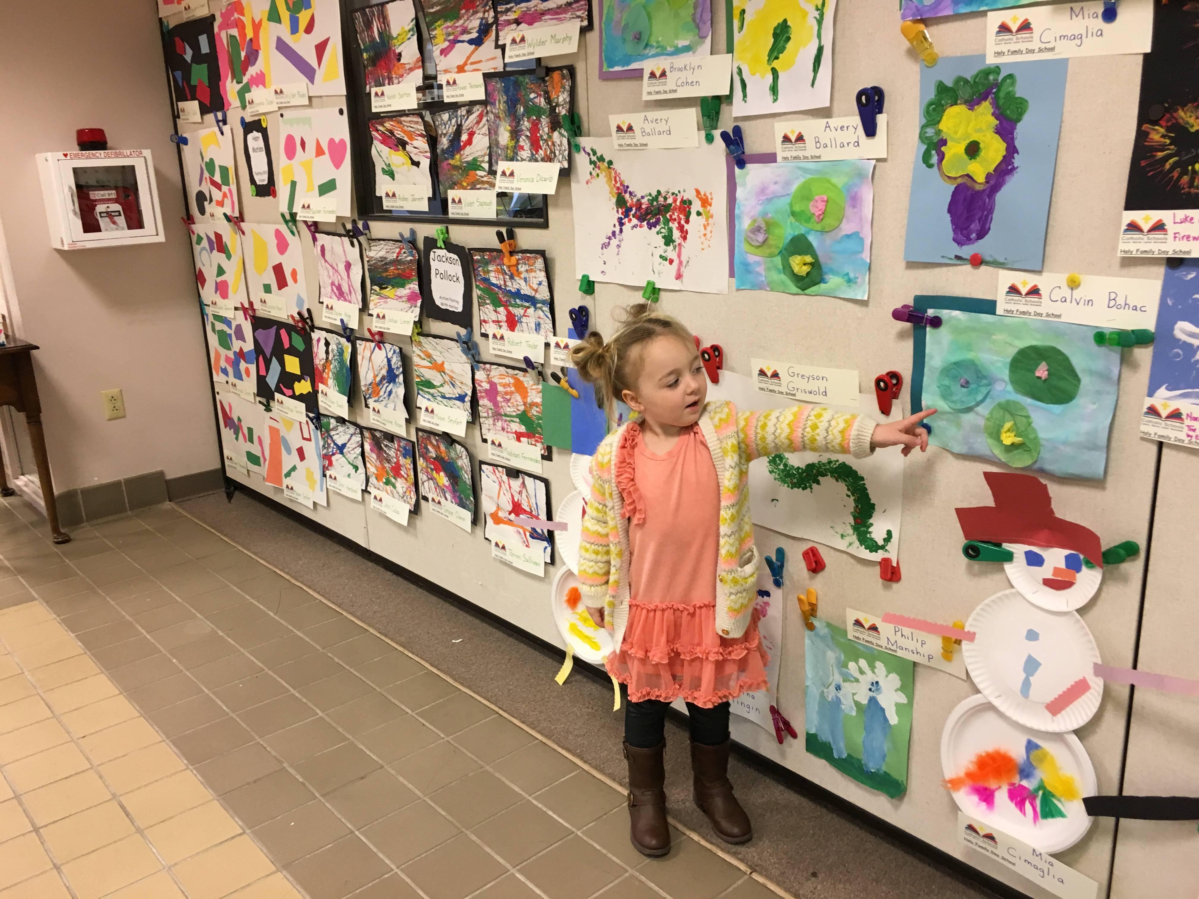 Our Annual Art Show!