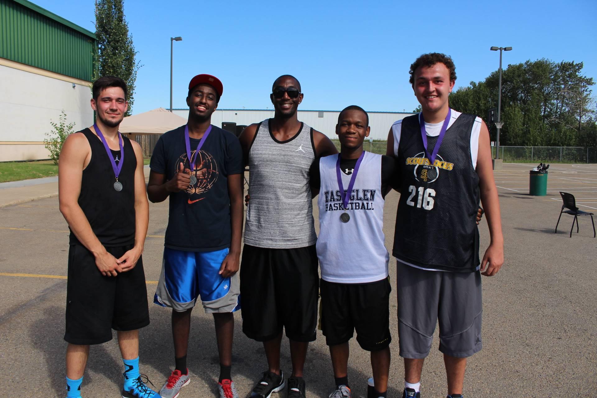 18 and Over Runner's Up: The Alumni aka Eastglen B.D.