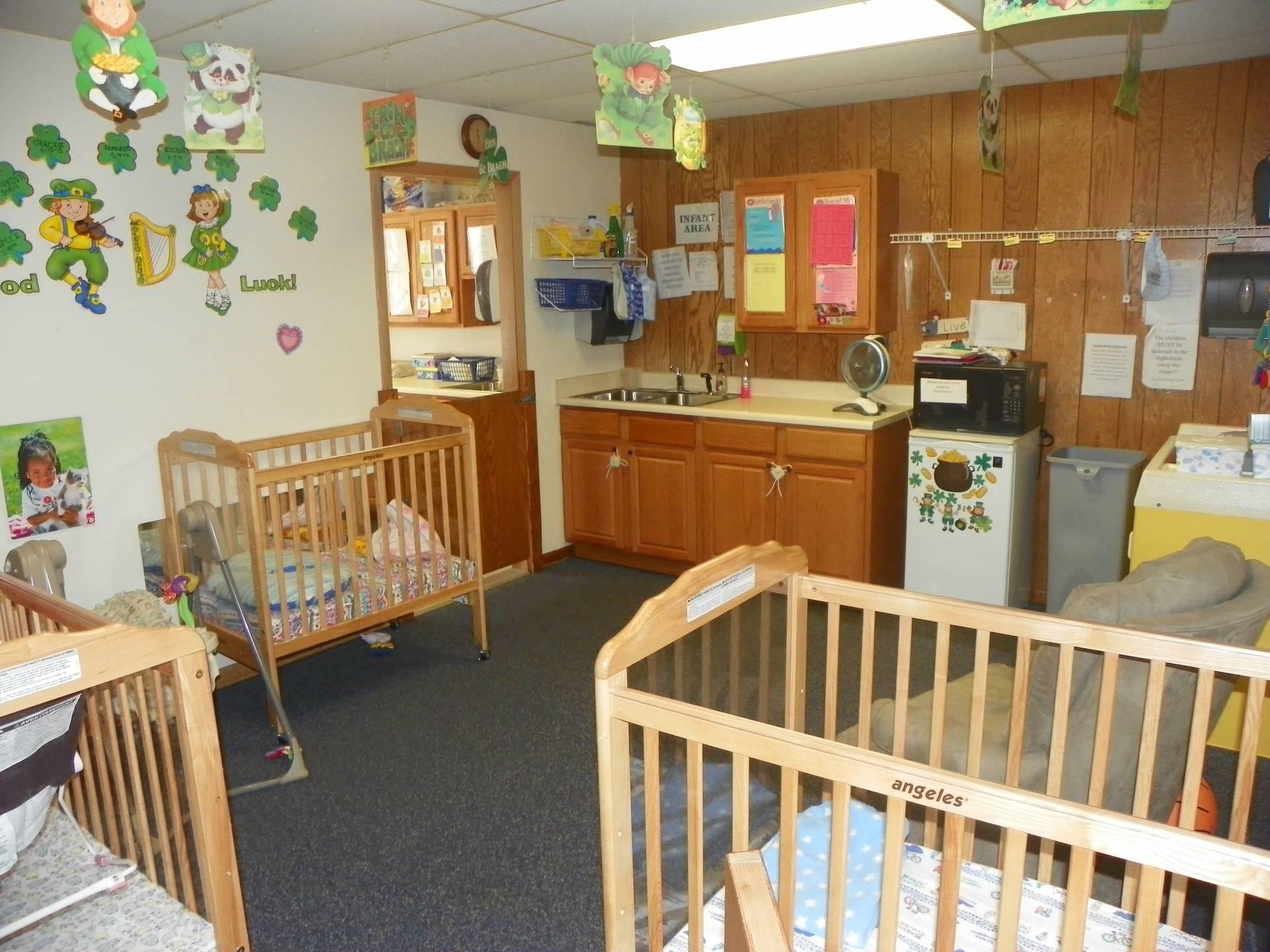 Infant room 1