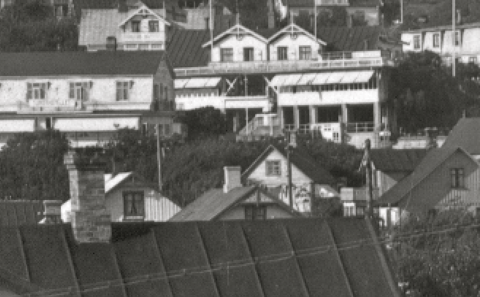 Turisthotellet 1923
