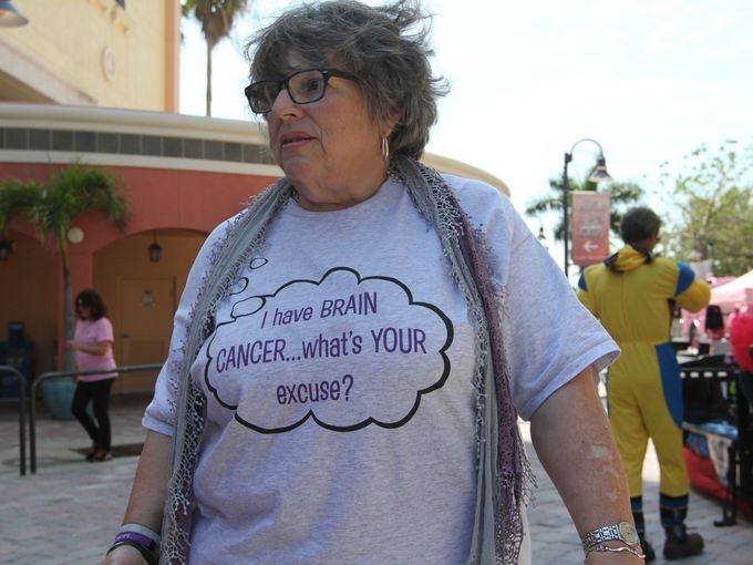 Linda Brooks - Cancer Survivor