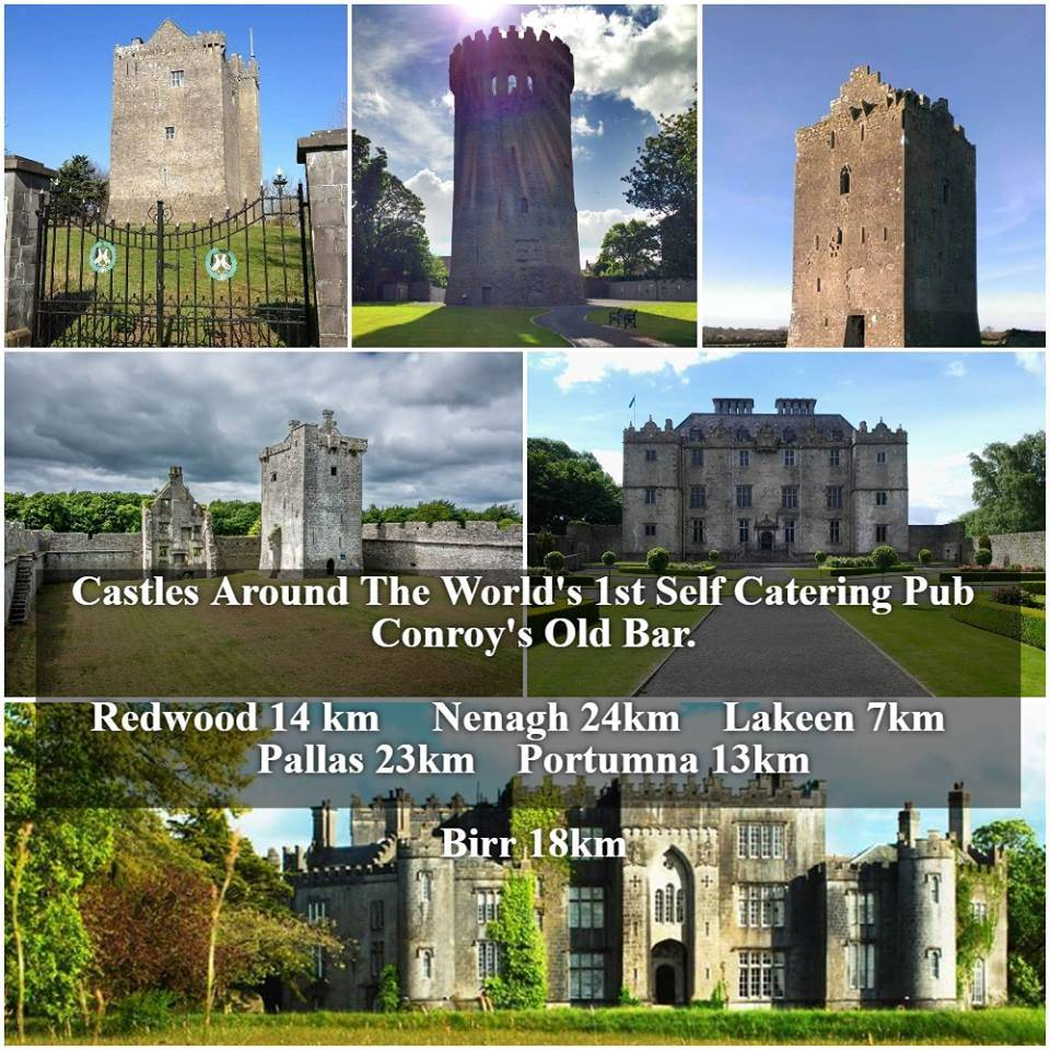 Castles in Our Area.