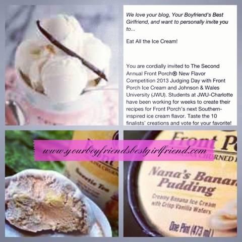 Front Porch Ice Cream