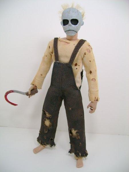Custom Leslie Vernon,Behind The Mask
