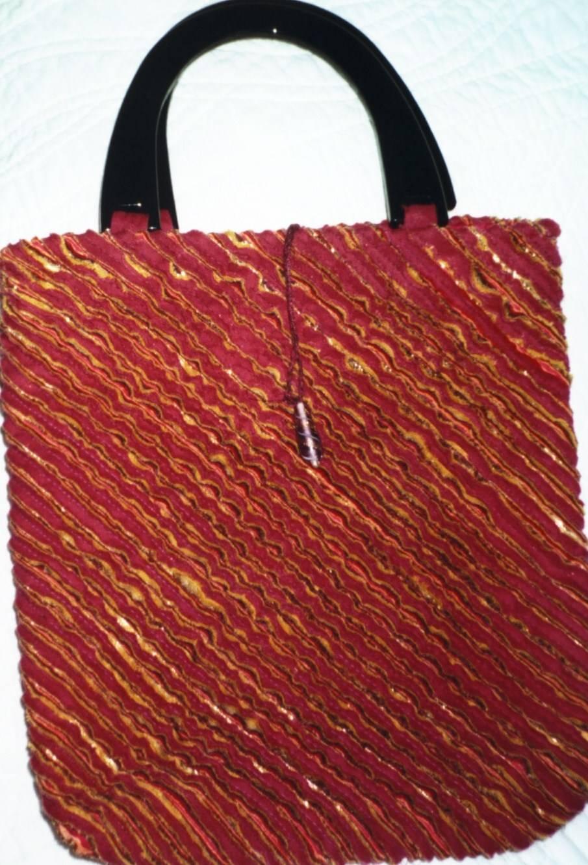 Chenille Bag