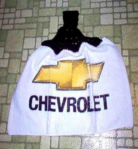 Chevrolet Bar Towel